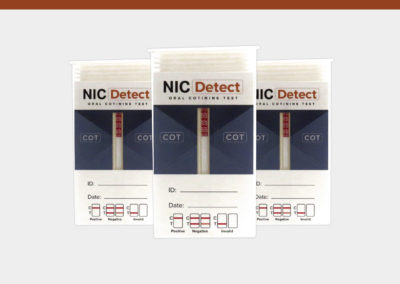 NICDetect Nicotine Test